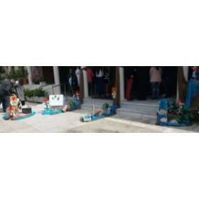 ΓΟΥΝΤΙ Ο ΤΡΥΠΟΚΑΡΥΔΟΣ μπομπονιέρες βάπτισης,στολισμοί εκκλησίας,βαπτιστικά πακέτα,δώρα πάρτυ