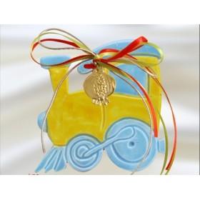 ΚΕΡΑΜΙΚΑ γούρια δώρα επαγγελματικά , πάρτυ , εορτών , γενεθλίων Γέννησης μαιευτηρίου 2022