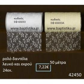 24εκ.ΚΟΡΔΕΛΕΣ για μπομπονιέρες & συσκευασίες